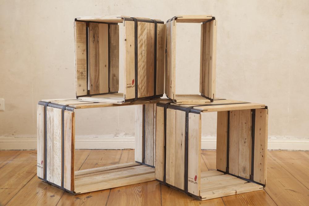 Design-Regale aus 100% Recycling ← Andreas Davids Blog