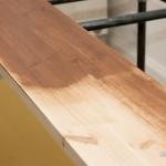 Holz lasieren