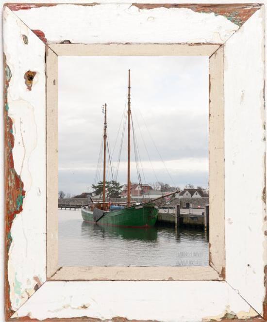 Turbo Fotovorschau in Bilderrahmen aus recyceltem Holz ← Andreas Davids EQ79